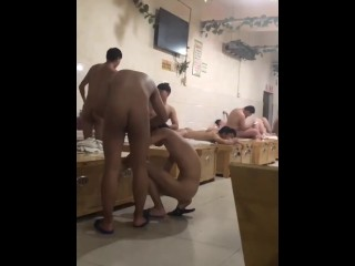 Spy Cam Chinese Scrounger Yon Influence A Rear Ladies' Room 03